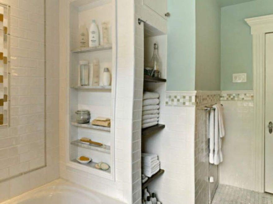 Amazing Bathroom Storage Design Ideas For Small Space 12