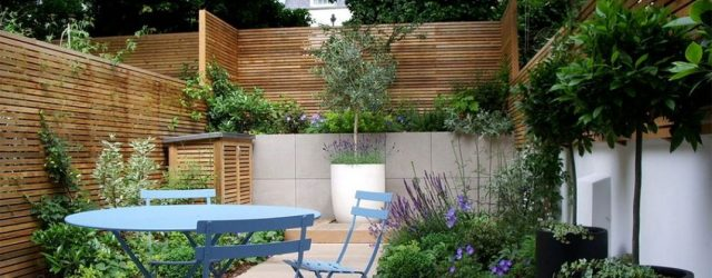 Stunning Tiny Garden Design Ideas To Get Beautiful Look 02