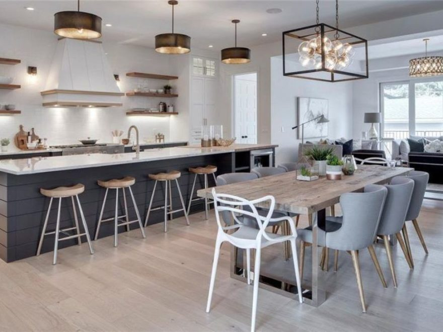 The Best Kitchen Island Ideas You Will Love 33