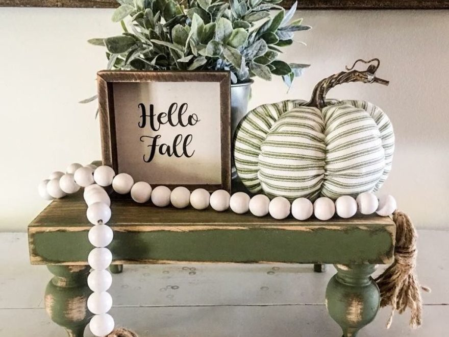 Awesome Fall Table Decorations Ideas You Should Apply This Year 16