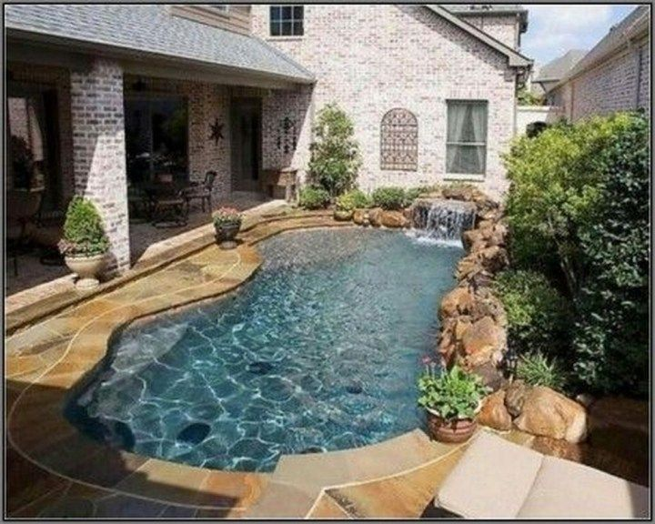 Stunning Dream Pools Design Ideas Luxury Looks 39
