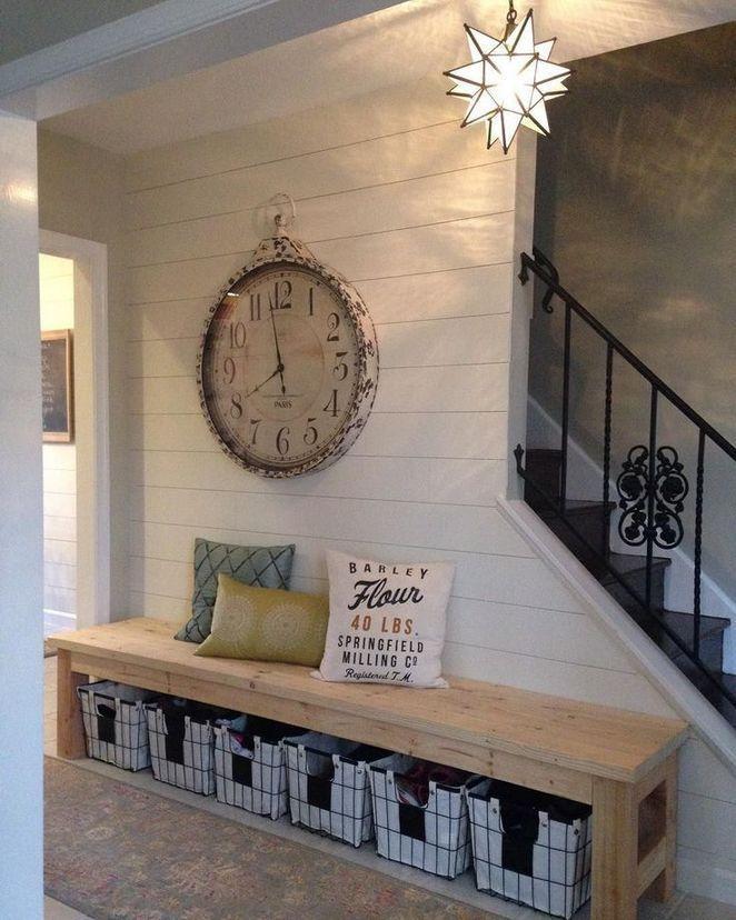 Stunning Foyer Decorating Ideas 19