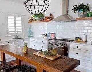 Beautiful Kitchen Island Design Ideas 29