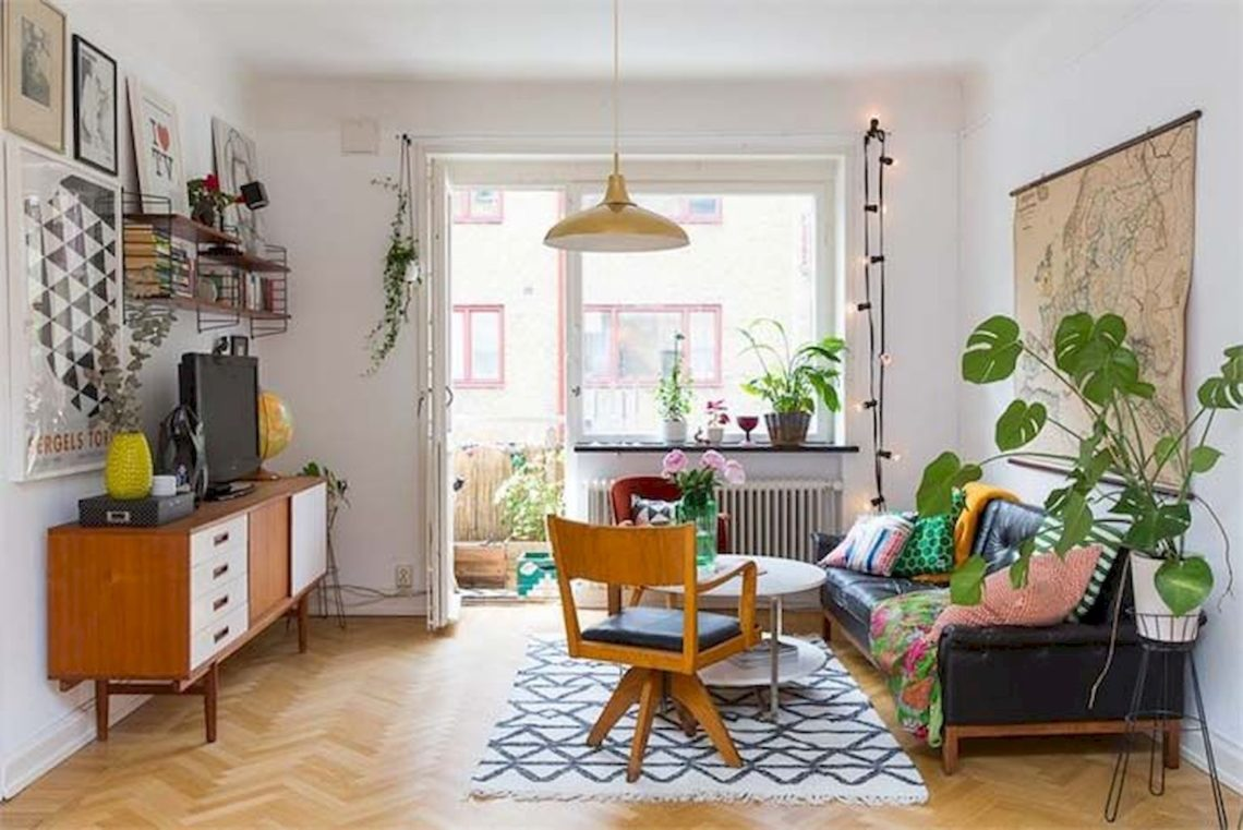 Inspiring Apartment Decorating Ideas On A Budget 12