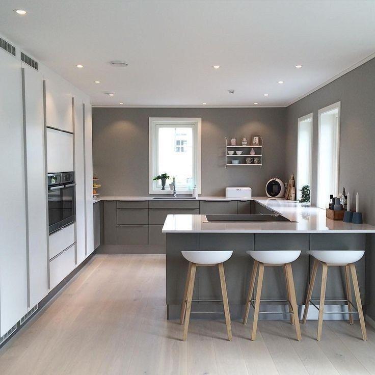 Nice Modern Kitchen Design And Decor Ideas 02