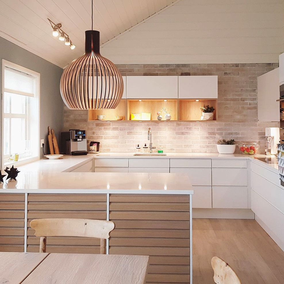 Nice Modern Kitchen Design And Decor Ideas 08