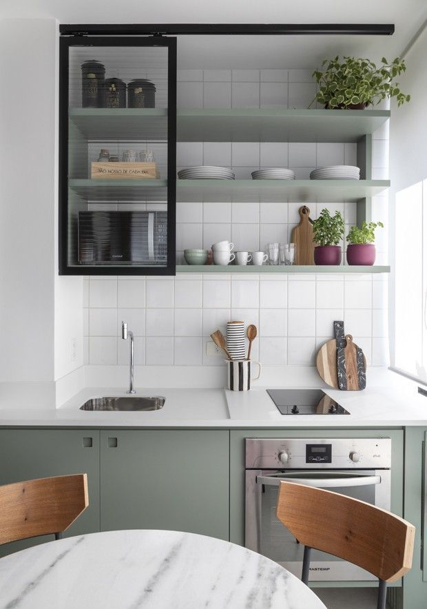 Nice Modern Kitchen Design And Decor Ideas 18