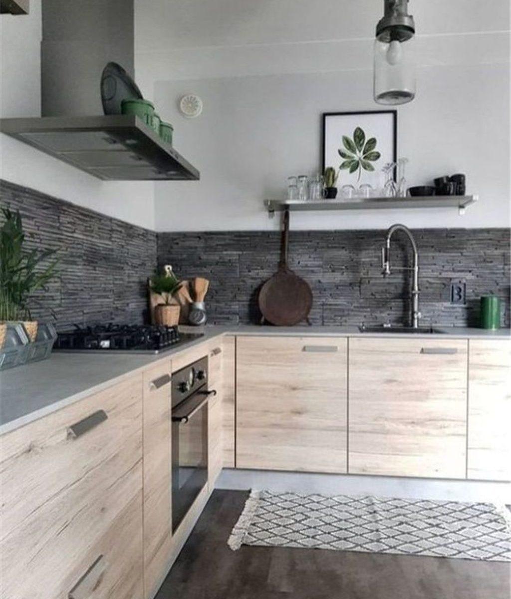 Nice Modern Kitchen Design And Decor Ideas 29