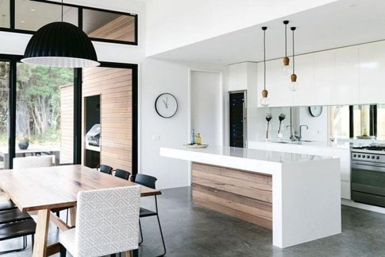 Nice Modern Kitchen Design And Decor Ideas 30