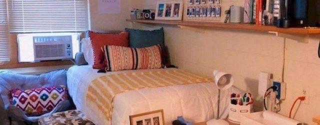 Popular Small Bedroom Decor Ideas 09