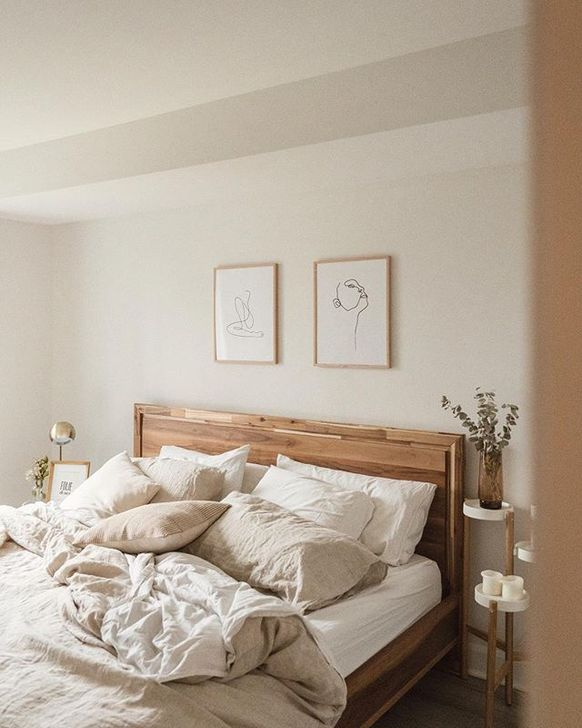 Beautiful White Bedroom Design And Decor Ideas 10