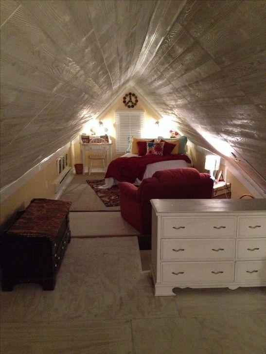 Fabulous Small Attic Bedroom Design Ideas You Will Like 01 Hmdcrtn
