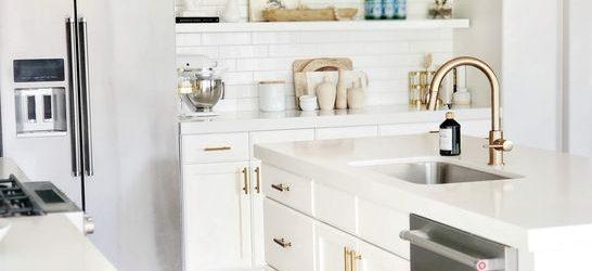 Inspiring Neutral Kitchen Design Ideas 33