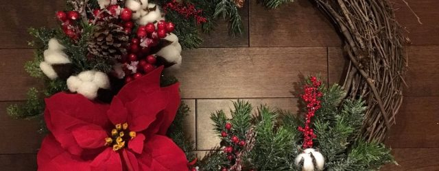 Gorgeous DIY Christmas Wreaths You Should Copy Now 09