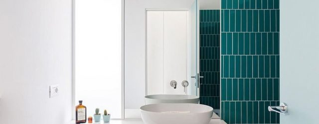 Lovely Winter Bathroom Colors 16