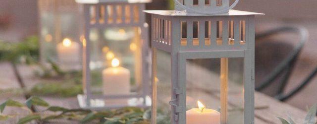 Stunning Winter Lantern Centerpieces For Wedding 19