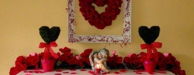 Amazing Valentine Interior Decor Ideas Trend 2020 15