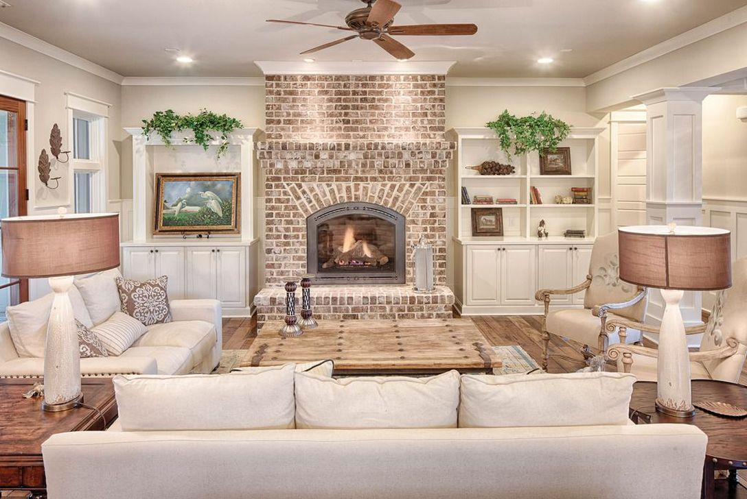 Beautiful Modern Farmhouse Fireplace Ideas You Must Have 07 Hmdcrtn