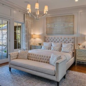 Fabulous Luxury Bedroom Design Ideas With Classy Looks 34