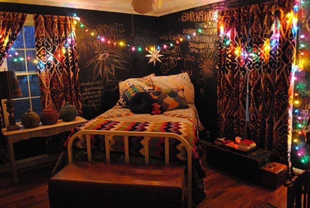 Image of: Stunning Hippie Room Decor Ideas You Never Seen Before 06 Hmdcrtn