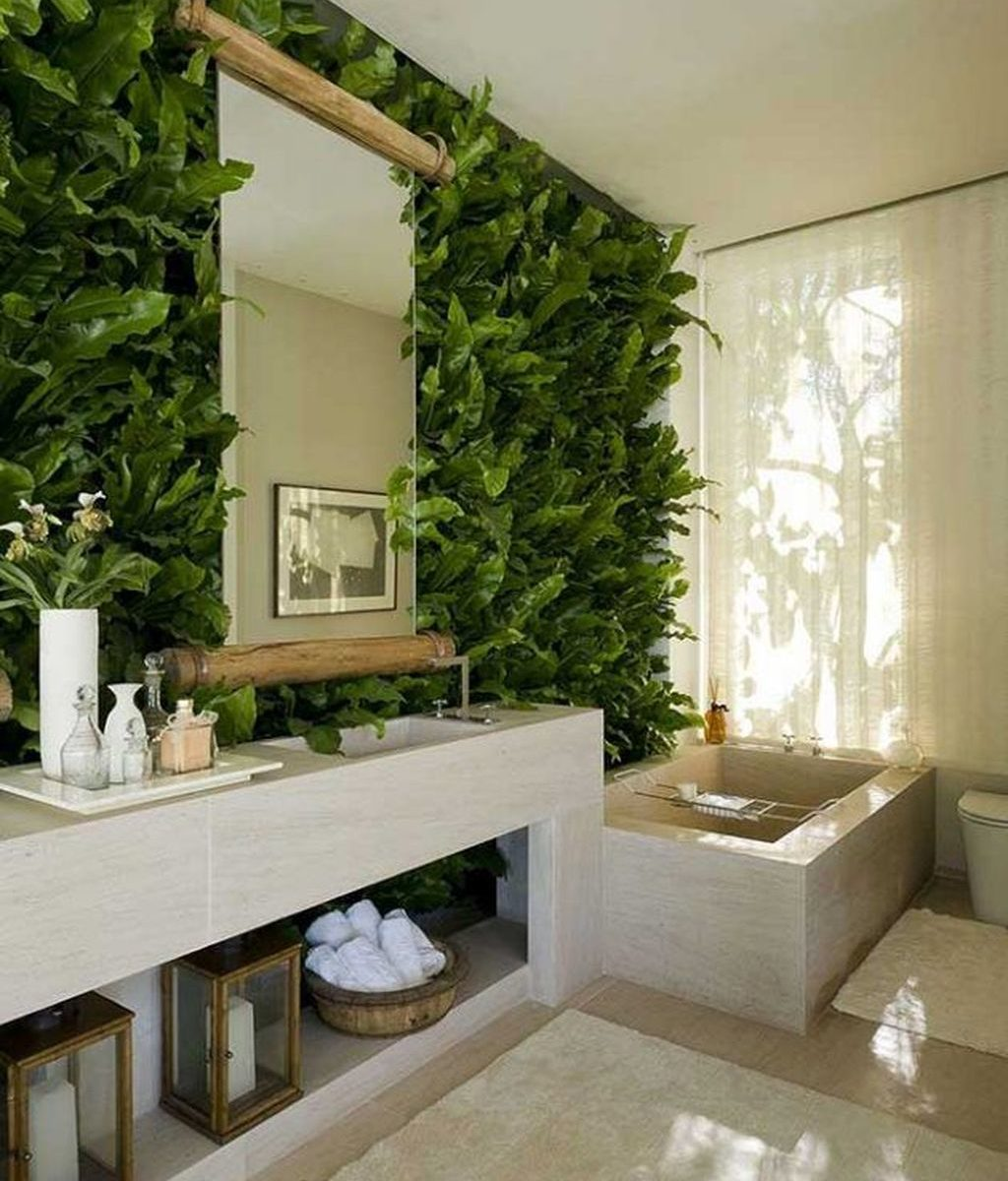Awesome Spa Bathroom Decor Ideas You Must Have 24