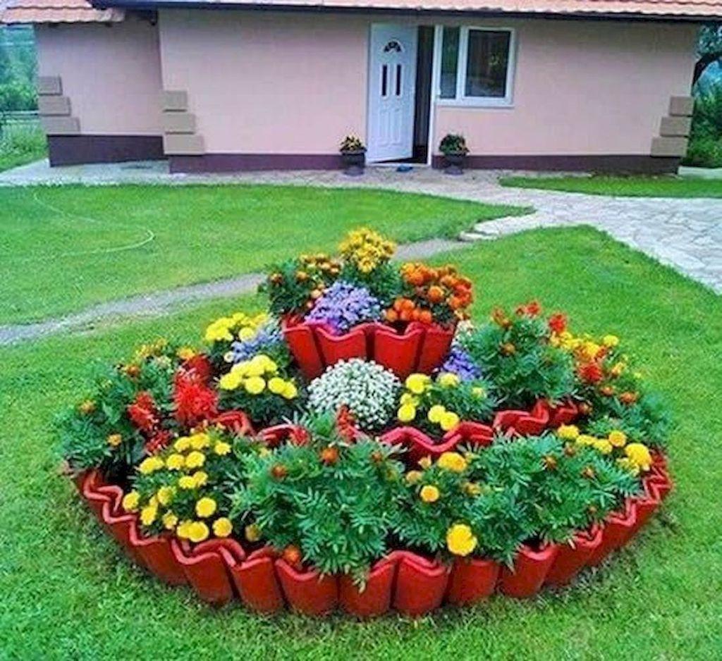 Beautiful Spring Backyard Landscape Ideas You Should Copy 04