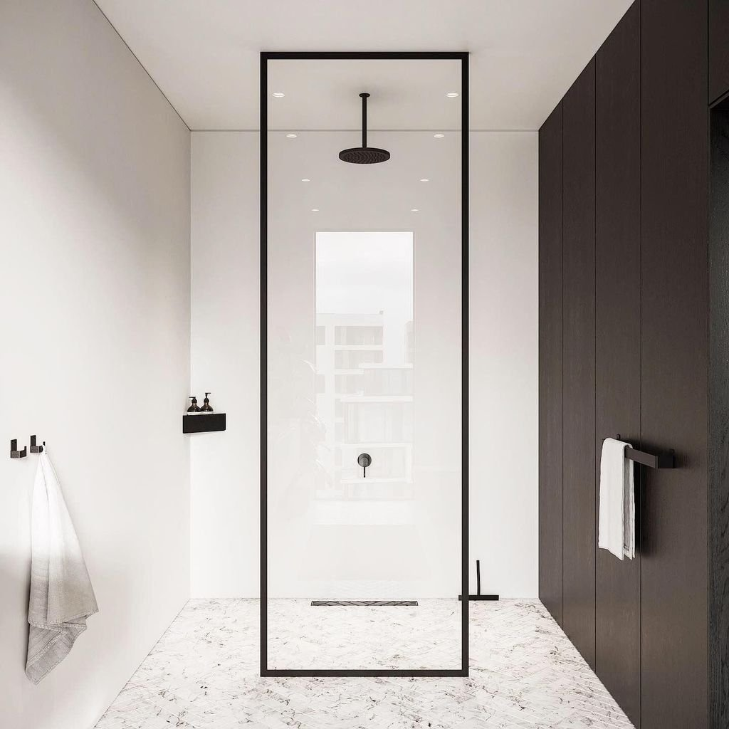 Fascinating Minimalist Bathroom Decoration Ideas 01