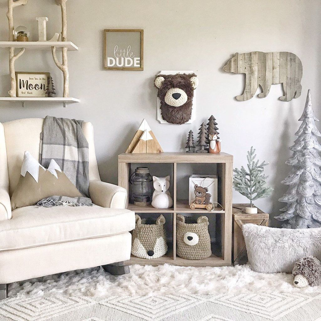 Lovely Baby Room Themes Decorating Ideas 18