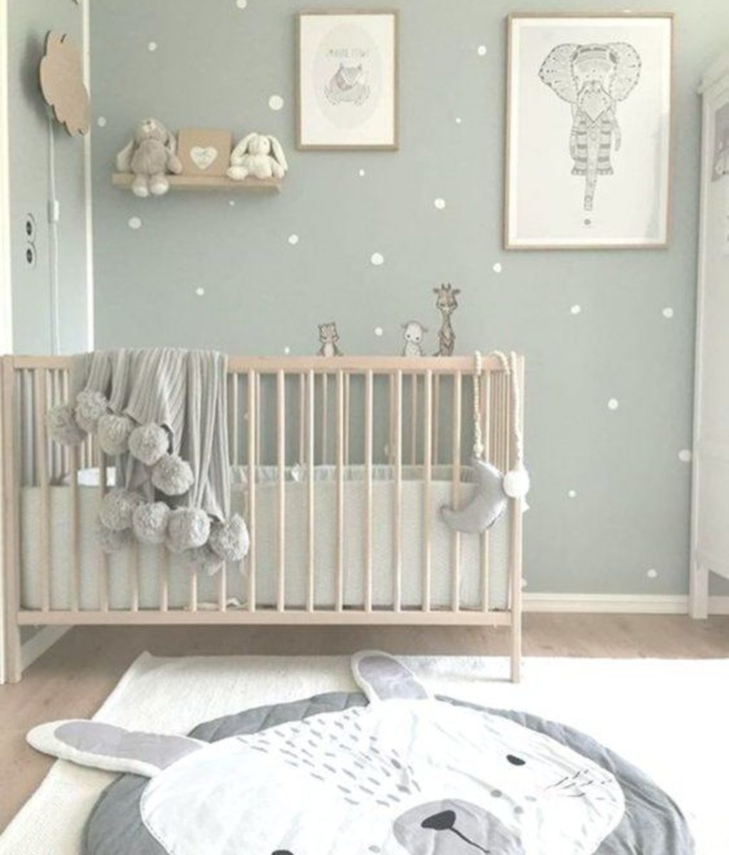 Lovely Baby Room Themes Decorating Ideas 21