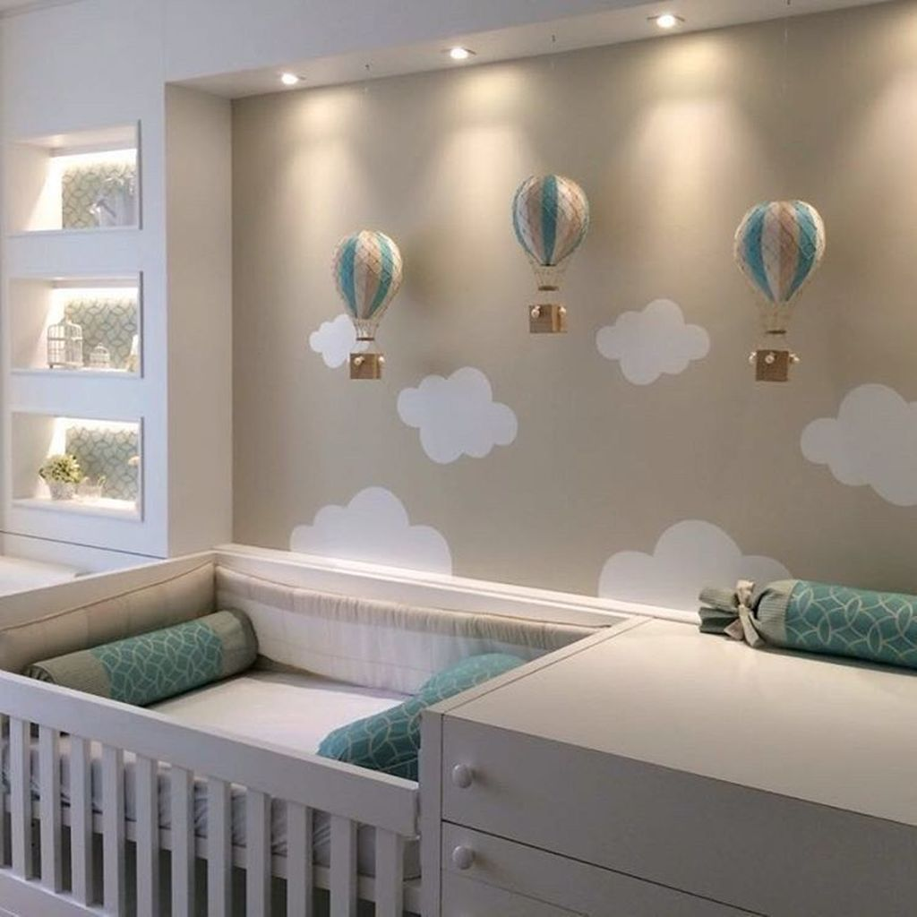 Lovely Baby Room Themes Decorating Ideas 24