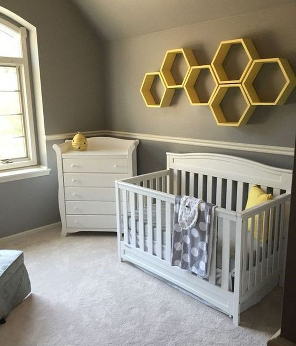 Lovely Baby Room Themes Decorating Ideas 25