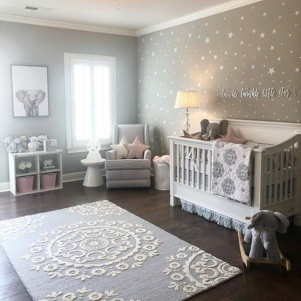 Lovely Baby Room Themes Decorating Ideas 28