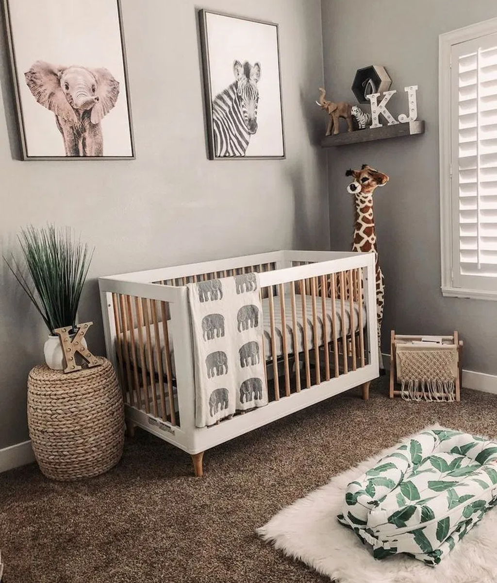 Lovely Baby Room Themes Decorating Ideas 36