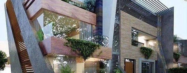 The Best Villa Exterior Design Ideas That You Definitely Like 29