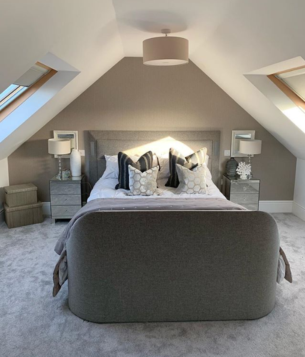 Awesome Attic Bedroom Decorating Ideas You Will Love 05
