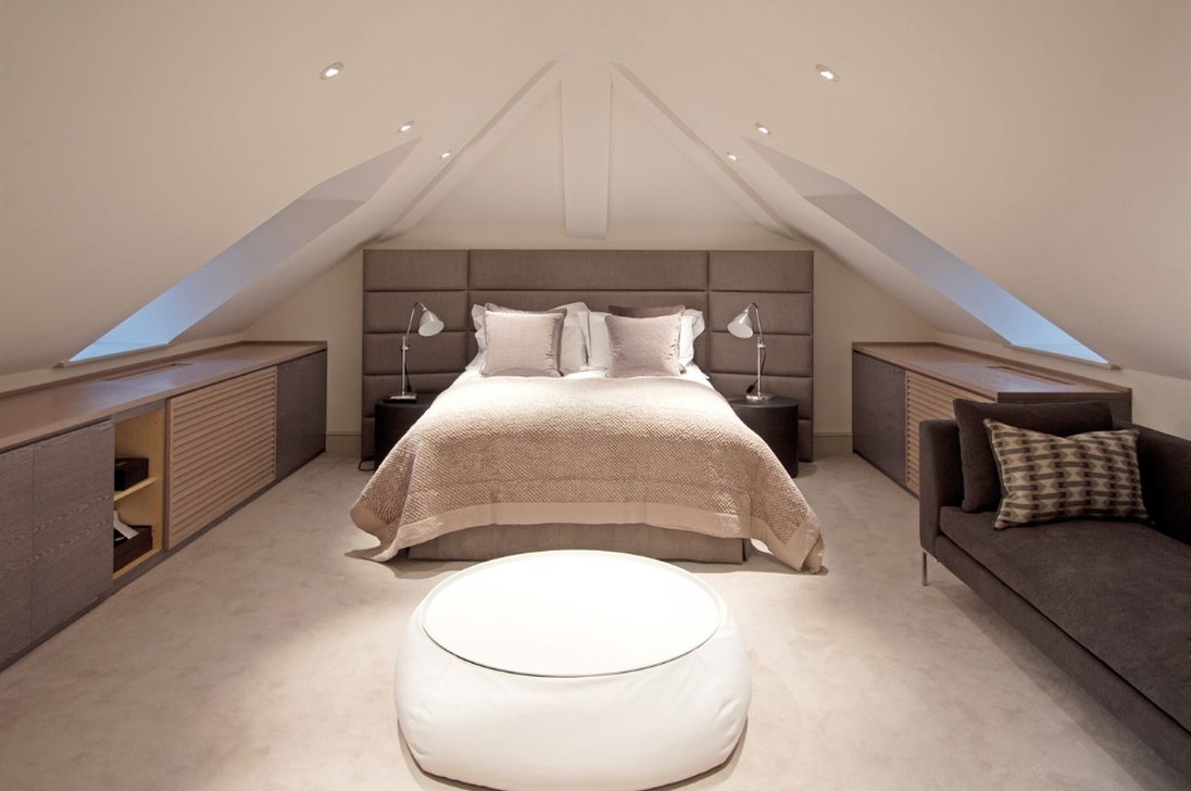Awesome Attic Bedroom Decorating Ideas You Will Love 13
