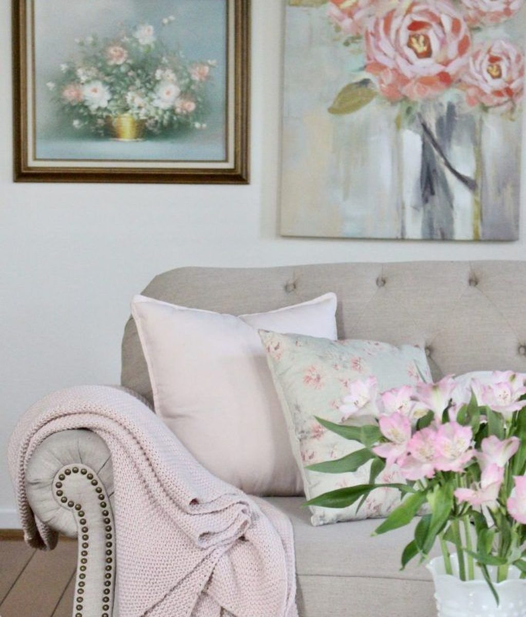 Awesome Spring Interior Decor Ideas That You Should Copy 04