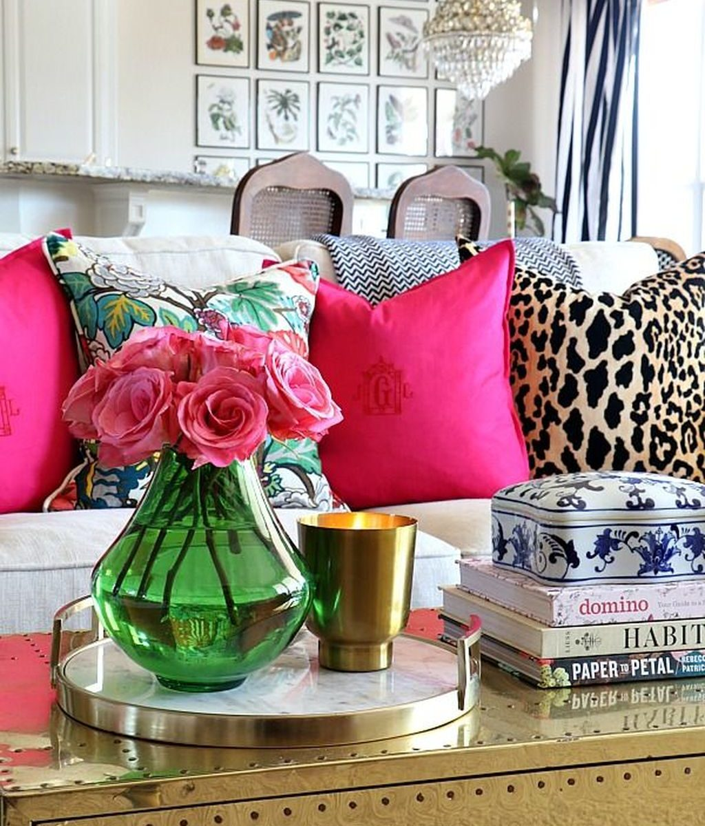 Awesome Spring Interior Decor Ideas That You Should Copy 28
