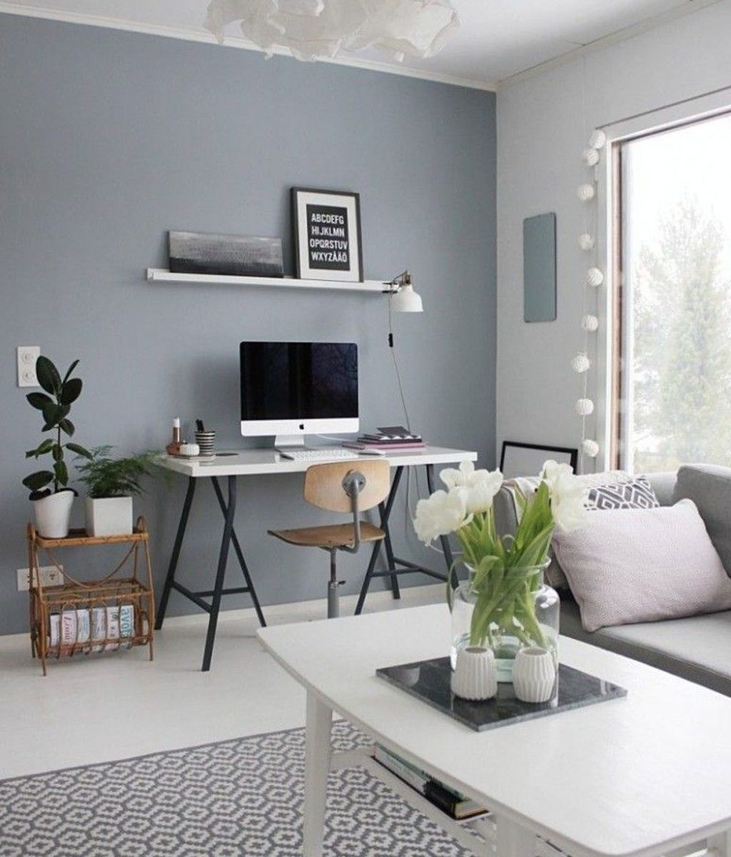 Brilliant Accent Wall Ideas For Living Room 30
