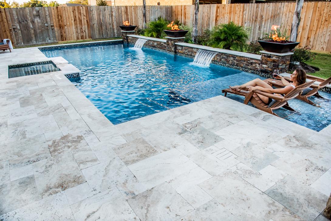 Fabulous Backyard Pool Landscaping Ideas You Never Seen Before 01