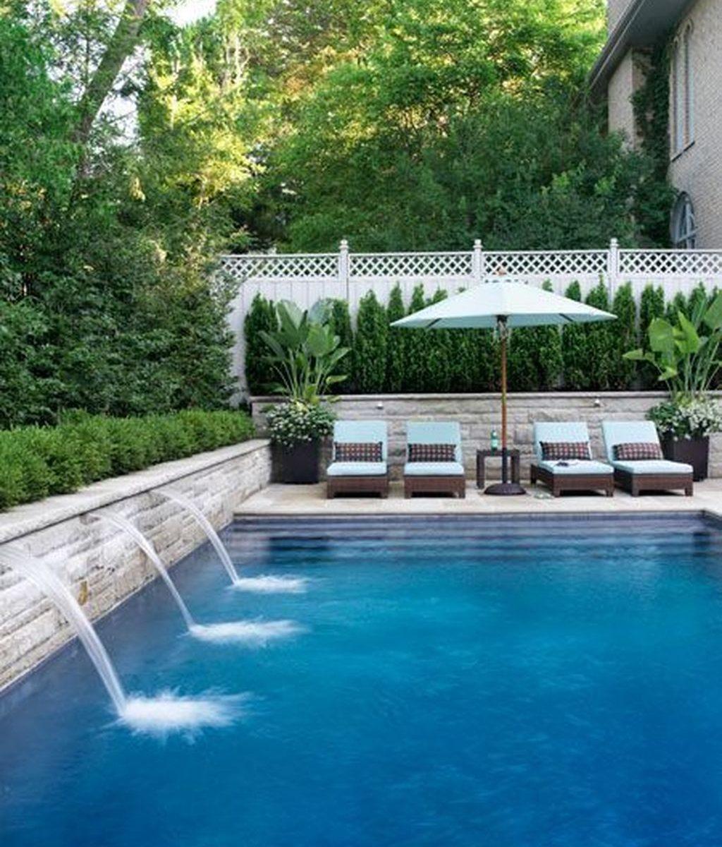 Fabulous Backyard Pool Landscaping Ideas You Never Seen Before 07