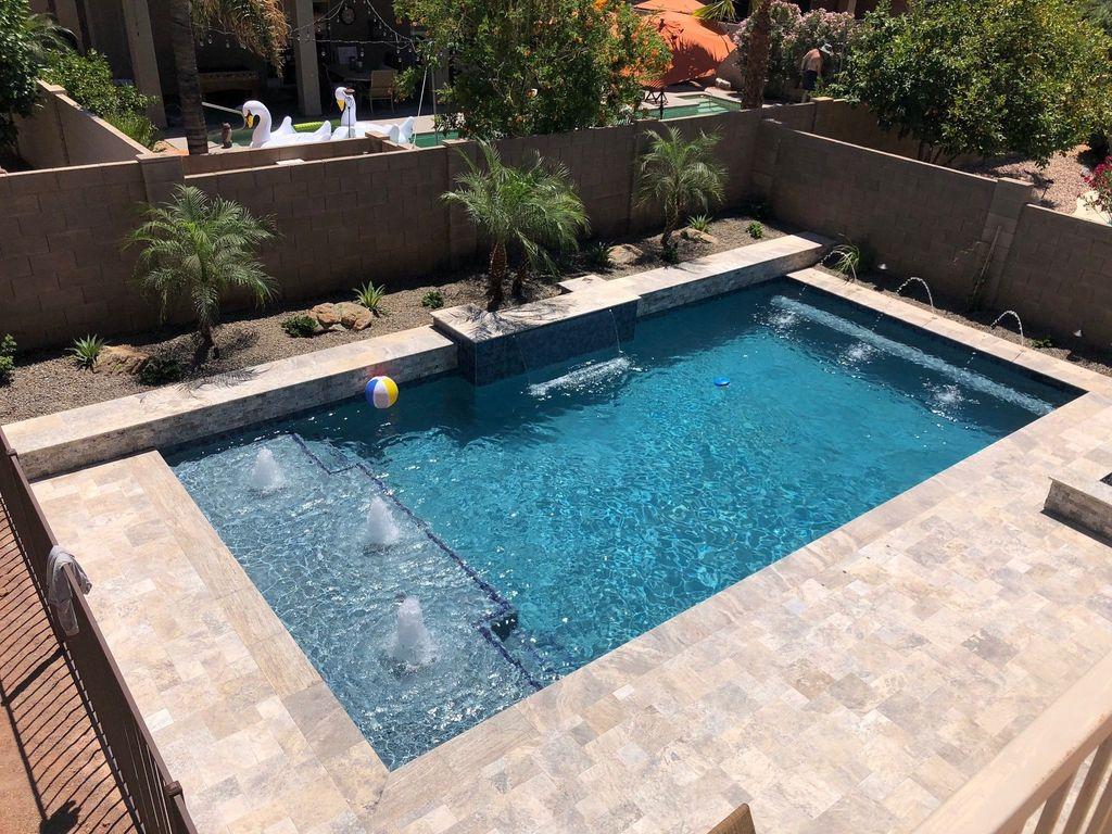 Fabulous Backyard Pool Landscaping Ideas You Never Seen Before 31
