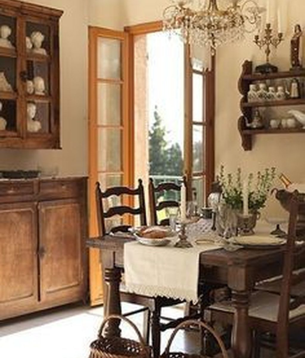 Inspiring Country Kitchen Decor Ideas You Should Copy 04