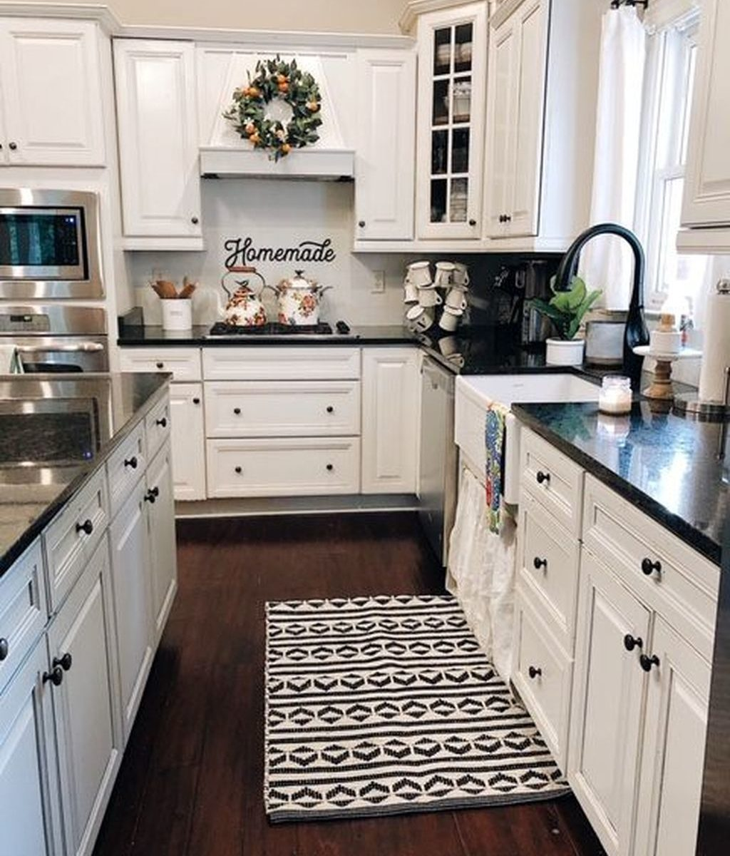 Inspiring Country Kitchen Decor Ideas You Should Copy 13
