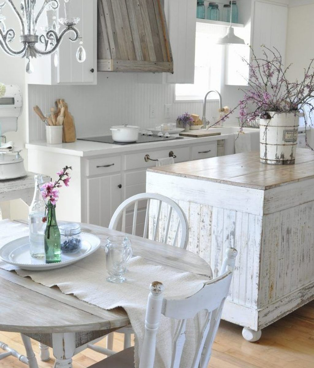 Inspiring Country Kitchen Decor Ideas You Should Copy 19
