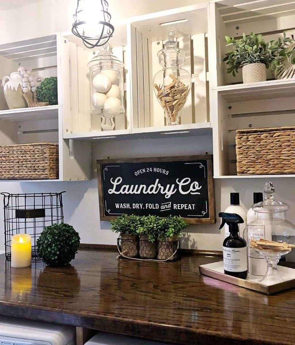 Inspiring Country Kitchen Decor Ideas You Should Copy 24