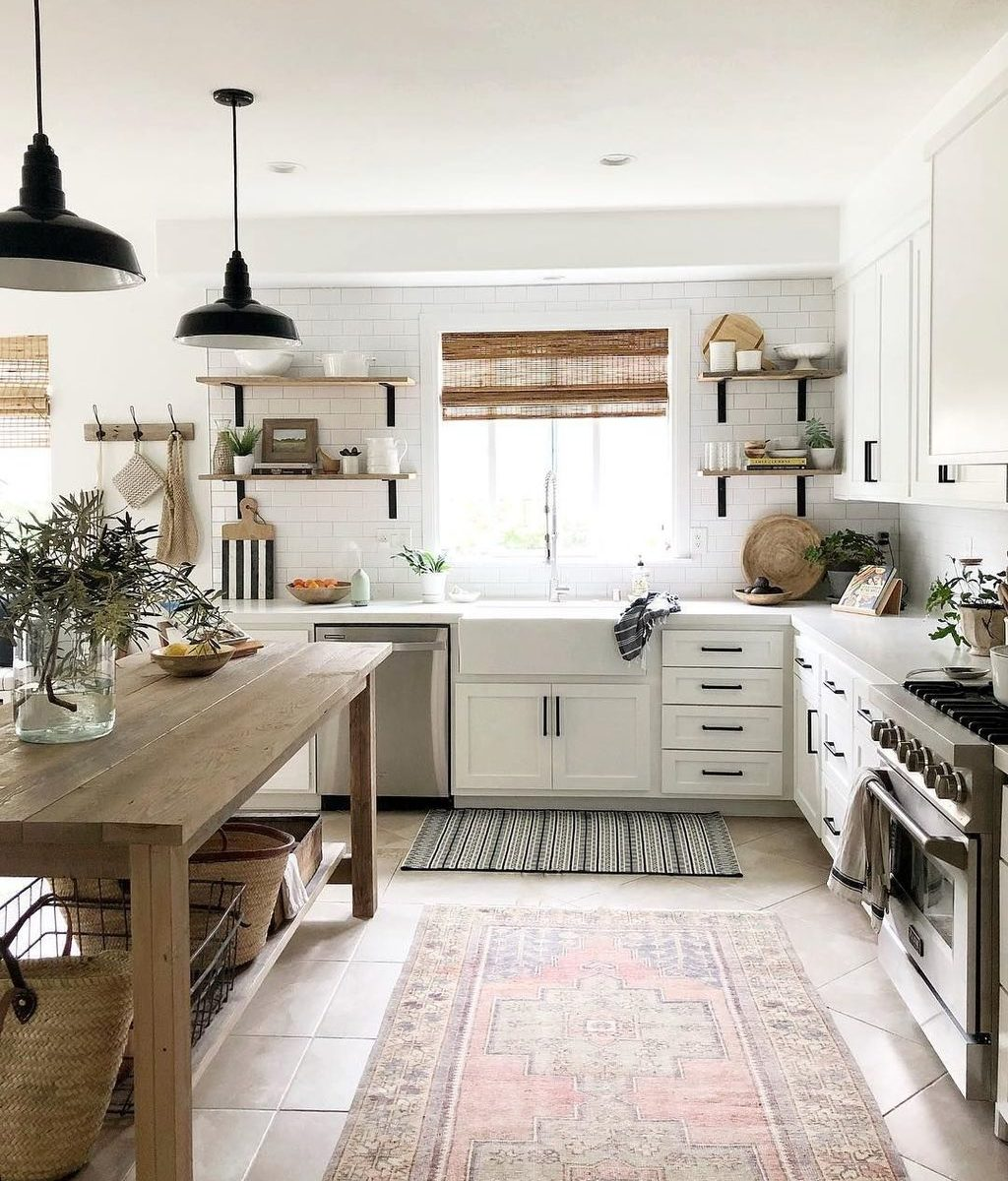 Inspiring Country Kitchen Decor Ideas You Should Copy 27