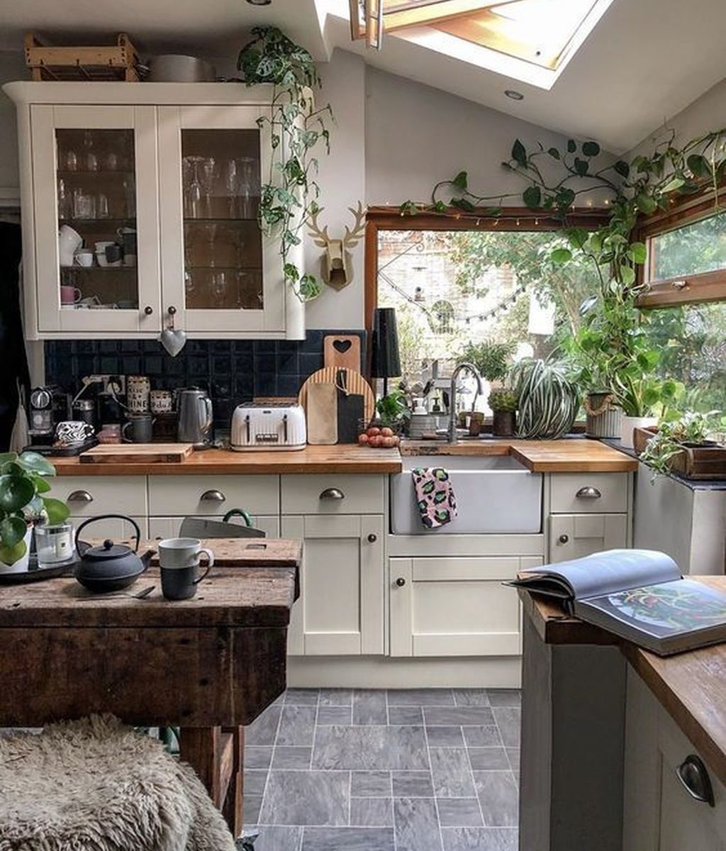 Inspiring Country Kitchen Decor Ideas You Should Copy 28