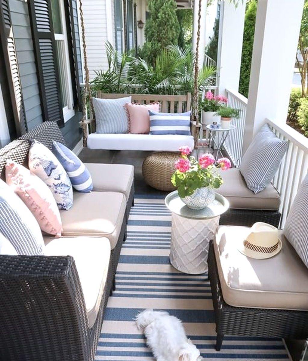 Trending Summer Porch Decor Ideas Easy To Copy 01