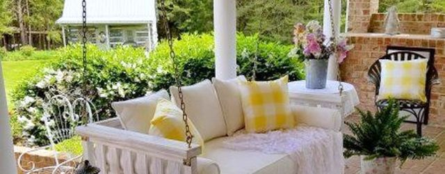 Trending Summer Porch Decor Ideas Easy To Copy 04